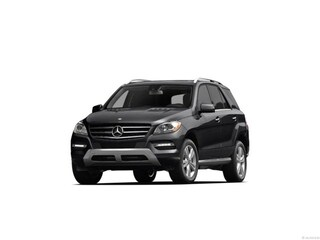 Used 2012 Mercedes-Benz M-Class ML 350 4MATIC SUV for sale in Denver, CO