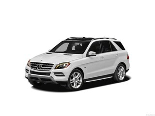 Used 2012 Mercedes-Benz M-Class ML 350 BlueTEC 4MATIC SUV for sale in Fort Myers, FL