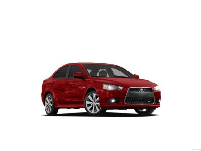 Used 2012 Mitsubishi Lancer GT Sedan For Sale in Matteson, IL