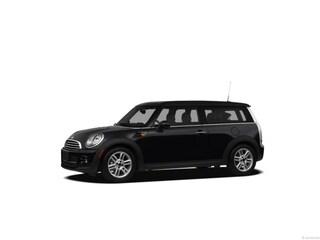 2012 MINI Cooper Clubman Base Wagon