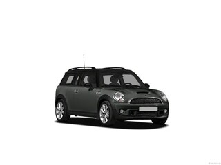 2012 MINI Cooper S Clubman Base Wagon