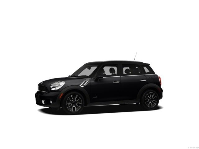 2012 MINI Cooper Countryman S ALL4 AWD S ALL4  Crossover