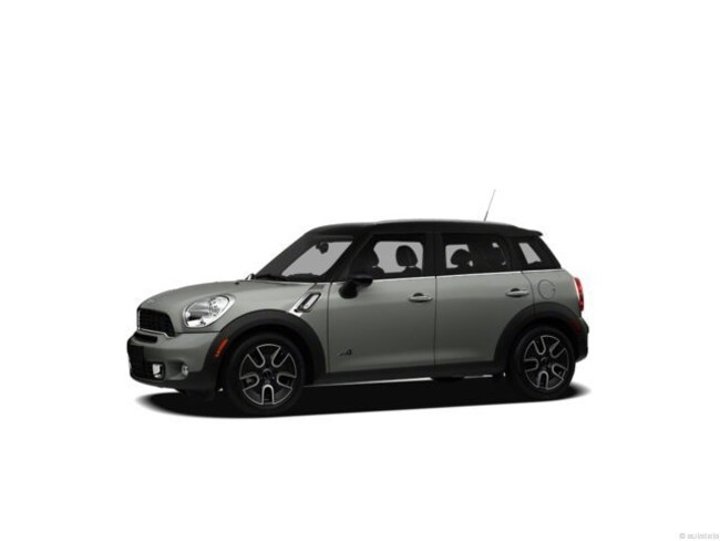 Used 2012 Mini Cooper S Countryman All4 Suv For Sale In