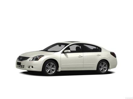 2012 Nissan Altima 3.5 SR Sedan