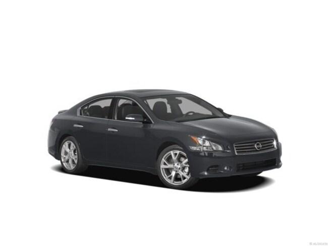 2012 Nissan Maxima 3.5 SV w/Premium Pkg Sedan
