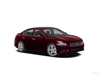 Bargain used vehicles 2012 Nissan Maxima 3.5 SV Sedan for sale near you in Braintree, MA