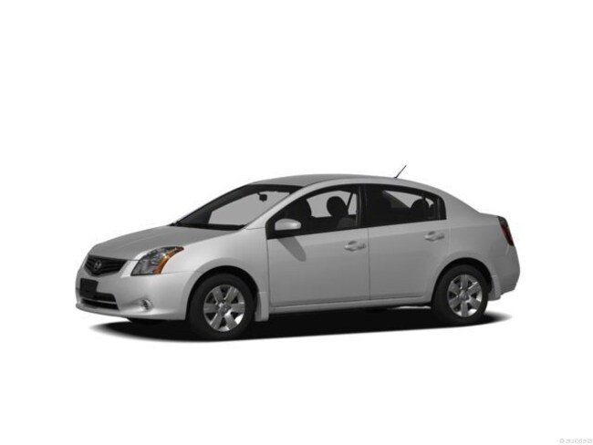 Used 2012 Nissan Sentra 2.0 S (CVT) Sedan For Sale Orangeburg, SC