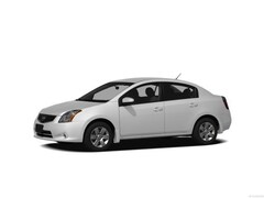 2012 Nissan Sentra 2.0 S Sedan