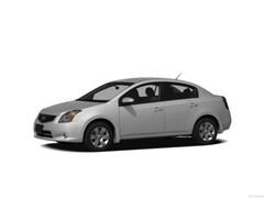 2012 Nissan Sentra I4 CVT 2.0 SR Sedan