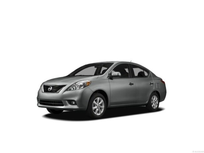 Used 2012 Nissan Versa For Sale New Kensington Pa
