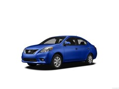 Used 2012 Nissan Versa 1.6 SV (CVT) Sedan in Lebanon NH