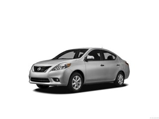 Used 2012 Nissan Versa 1.6 SV (CVT) 4dr Sdn CVT 1.6 SV for sale near you in Centennial, CO