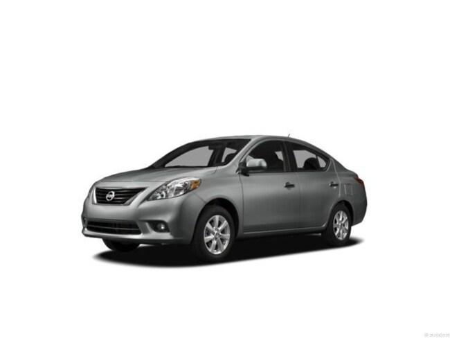 Used 2012 Nissan Versa 1.6 SV (CVT) For Sale in Glen Cove NY | VIN ...