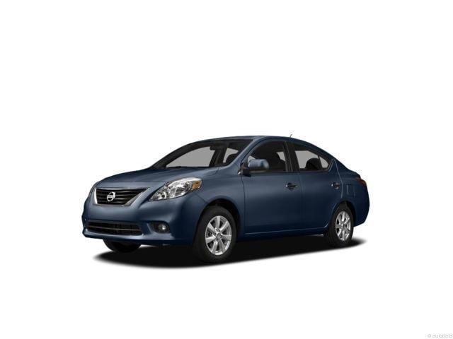 2012 Nissan Versa 1.6 SL (CVT) Sedan Savannah GA