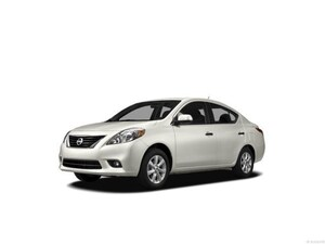 2012 Nissan Versa 4dr Sdn CVT 1.6 SL