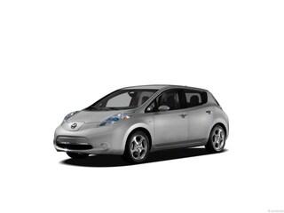 Used 2012 Nissan Leaf SL Hatchback for Sale in Cincinnati OH at Superior Hyundai South