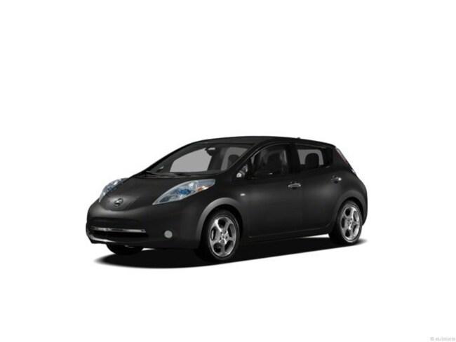 Used 2012 Nissan LEAF SL Hatchback in South Burlington