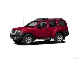 2012 Nissan Xterra S 4x4 SUV