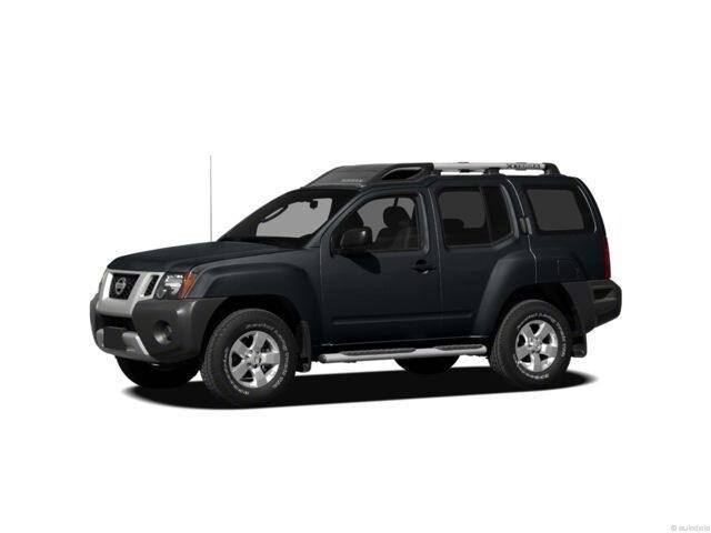 2012 Nissan Xterra Pro 4X 4WD Manual Pro 4X