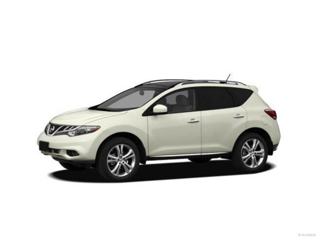 Used 2012 Nissan Murano SL AWD (CVT) SUV for sale in Charlottesville