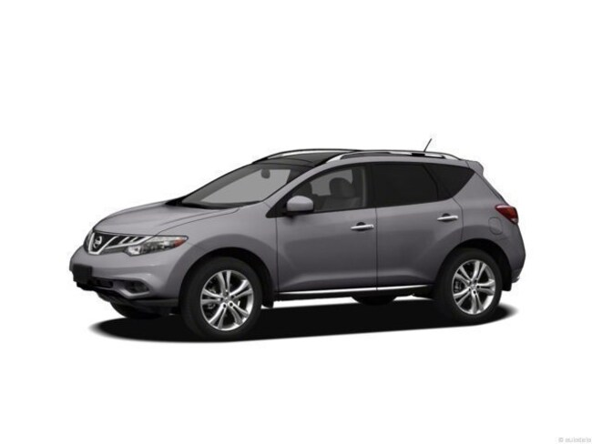 Used vehicle 2012 Nissan Murano LE SUV for sale in Tucson, AZ