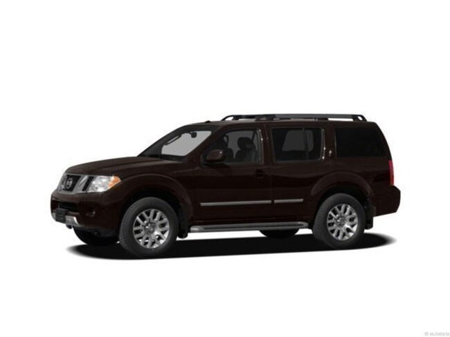 2012 Nissan Pathfinder LE V6 4x4 (A5) SUV For Sale in Swanzey NH