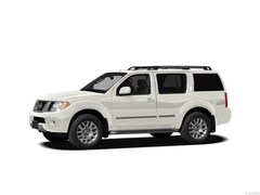 2012 Nissan Pathfinder LE SUV