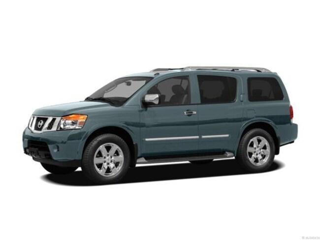 2012 Nissan Armada Platinum 2WD  Platinum