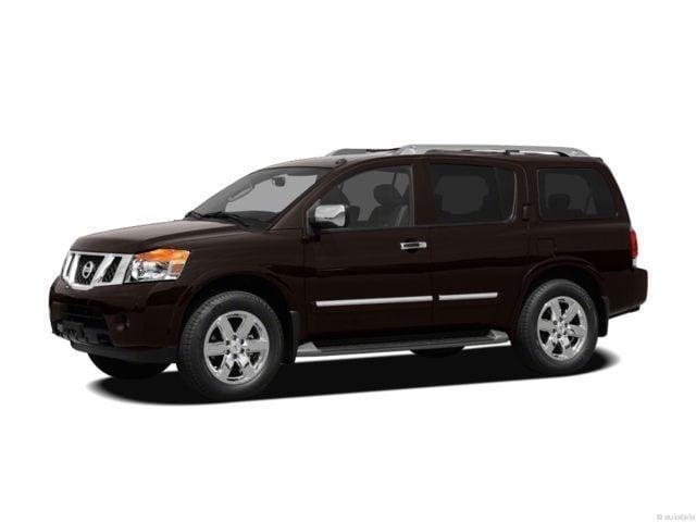 2012 Nissan Armada Platinum SUV
