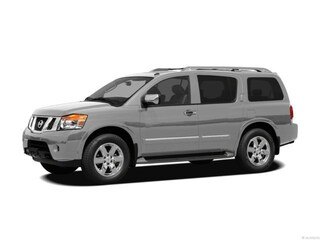 Used 2012 Nissan Armada SV SUV 20129A for sale in Bartlesville, OK