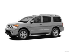 2012 Nissan Armada SL (A5) SUV