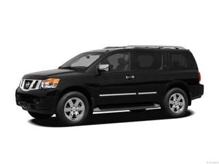 2012 Nissan Armada Platinum (A5) SUV