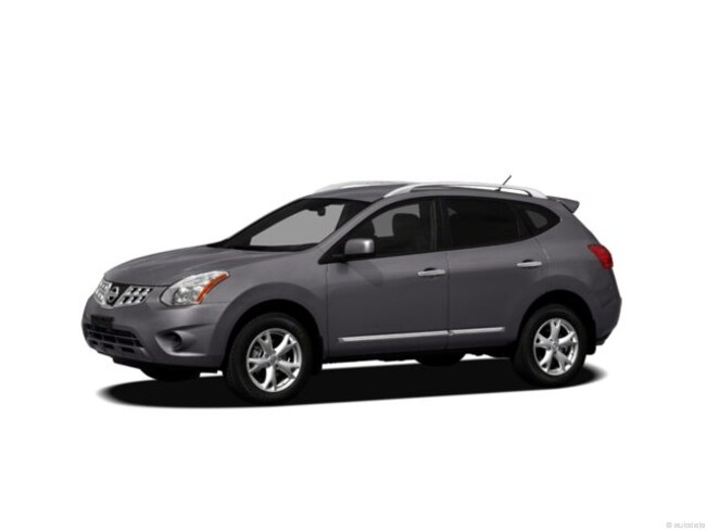 Used 2012 Nissan Rogue SUV in Irvine