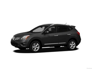 2012 Nissan Rogue FWD 4dr S Sport Utility
