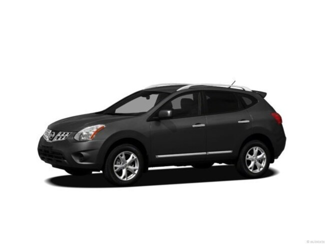 2012 Nissan Rogue SV w/SL Pkg SUV