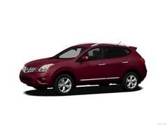 2012 Nissan Rogue SV w/SL Pkg Front-wheel Drive