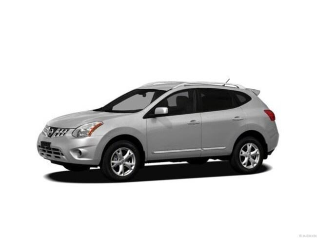 Pre-owned 2012 Nissan Rogue S SUV for sale in CT