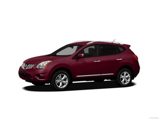 2012 Nissan Rogue AWD 4dr S Sport Utility