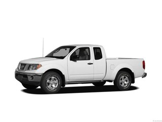 2012 Nissan Frontier S King Cab (A5) Truck King Cab