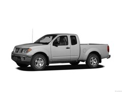 2012 Nissan Frontier SV V6 King Cab (A5) Truck King Cab