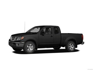 2012 Nissan Frontier Truck King Cab