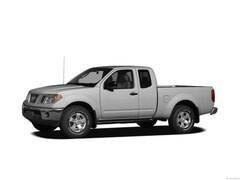 2012 Nissan Frontier SV Truck