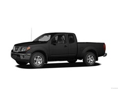 2012 Nissan Frontier SV Truck King Cab