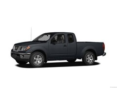 2012 Nissan Frontier PRO-4X King Cab 4x4 (A5) Truck King Cab