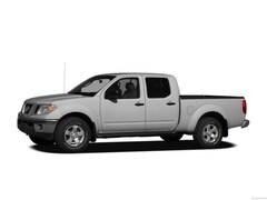 2012 Nissan Frontier SL Truck