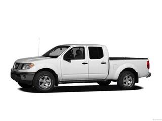 2012 Nissan Frontier Truck Crew Cab