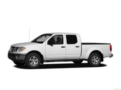 2012 Nissan Frontier SV V6 Crew Cab (A5) Truck Crew Cab