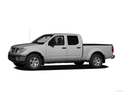 2012 Nissan Frontier SL 4WD Crew Cab SWB Auto SL in Reading, PA