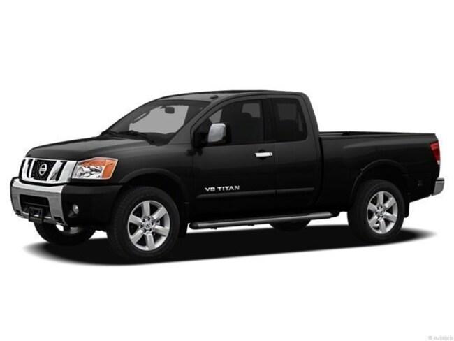 2012 Nissan Titan SV (A5) Truck King Cab