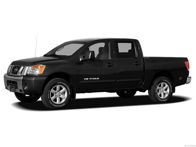 2012 Nissan Titan PRO 4X (A5) Truck Crew Cab